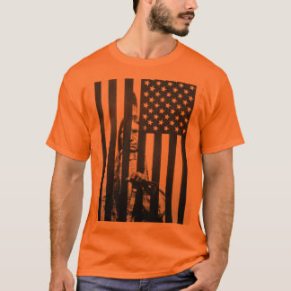 Native American Prison Shirt- Never Forget T-Shirt