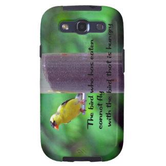 Native American Proverb Samsung Galaxy S3 Cover