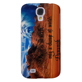 Native American proverb Galaxy S4 Case