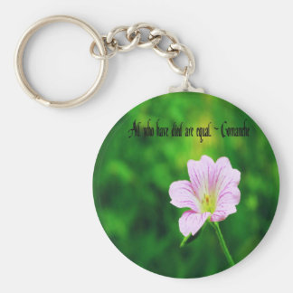 Native American Quotes Keychain