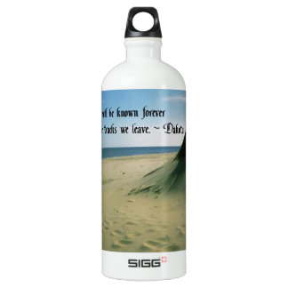 Native American Quotes Water Bottle