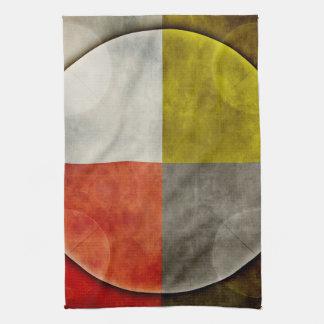 Native American Sacred Hoop Towels