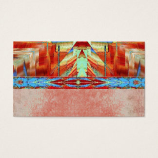 Native American Santafe Sedona business Cards