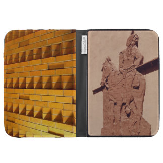 Native American Sculpture Kindle Cover