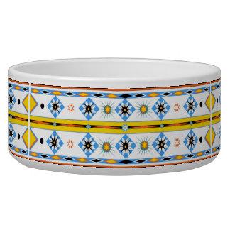 Native American Shoshone Pet Bowl