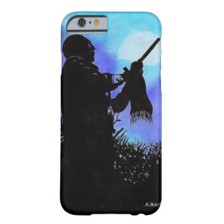 Native American Silhouette Phone Case Barely There iPhone 6 Case