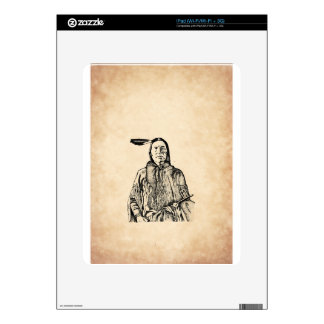 Native American Skin For iPad