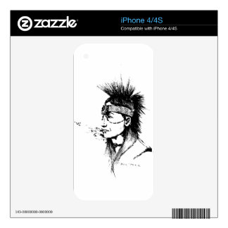 NATIVE AMERICAN SKINS FOR THE iPhone 4S