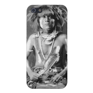 Native American Snake Priest, 1900 Case For iPhone SE/5/5s