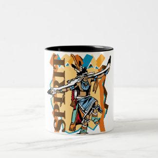 Native American Spirit Dance Coffee Mug