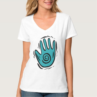 Native American Spiritual Design Art T-shirt