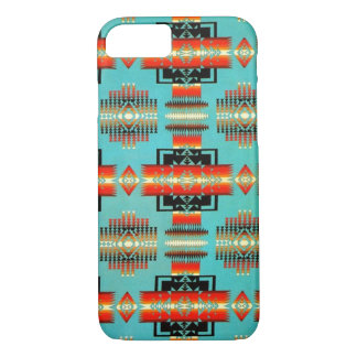 Native American Style Blanket Wrapped Phone Case