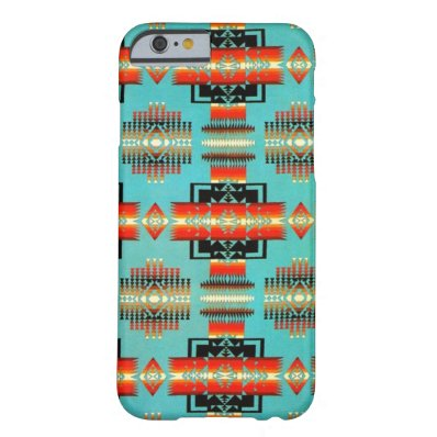 Native American Style Blanket Wrapped Phone Case iPhone 6 Case