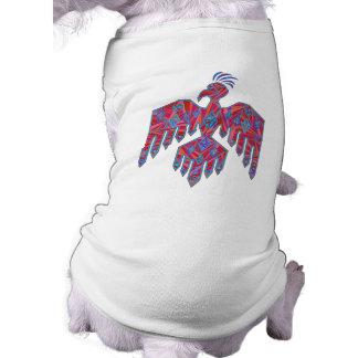 Native American Symbol Thunderbird Art Pet Tee