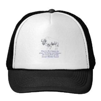 Native American Symbolism Trucker Hat