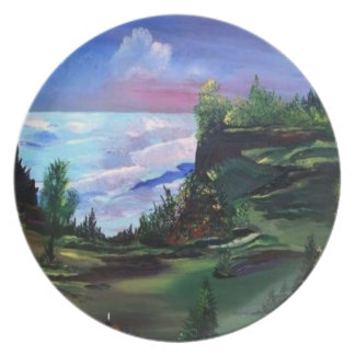Native American THOUGHT Collectors Plate