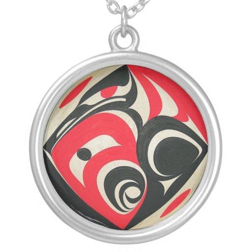 Native American Totem necklace
