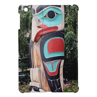 Native American Totem Pole,  Anchorage, Alaska iPad Mini Covers
