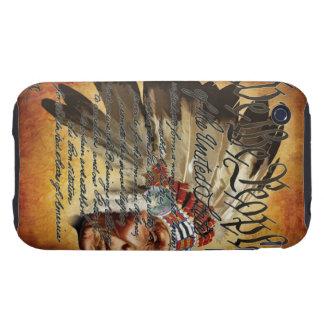 Native American Tough iPhone 3 Cover
