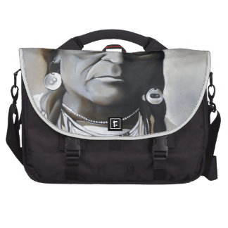 Native American Tribal Chief Commuter Bag
