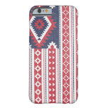 Native American Tribal Pattern Flag Iphone Case Barely There iPhone 6 Case