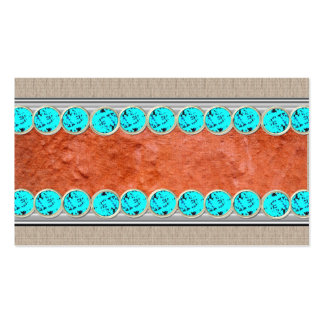 Native American Turquoise Jewelry,Business Cards Business Card