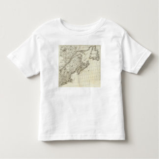 Native American Villages in Canada Toddler T-shirt