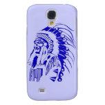 Native American Warrior #4 Samsung Galaxy S4 Case