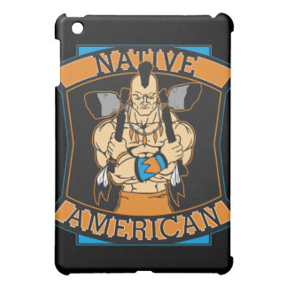 Native American Warrior iPad Mini Covers