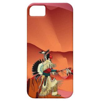 Native American Warrior iPhone SE/5/5s Case
