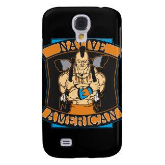 Native American Warrior Samsung Galaxy S4 Case