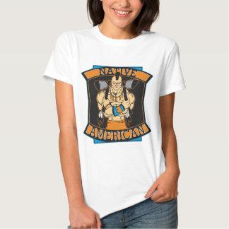 Native American Warrior Tshirts