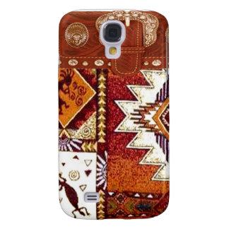 """Native American"" Western IPhone 3 Case"