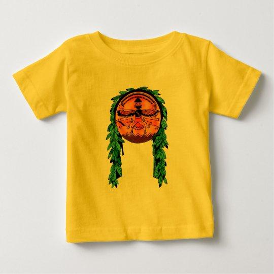 Native American Zuni Shield Baby T-Shirt