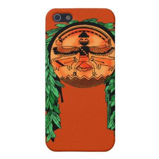Native American Zuni Shield Case For iPhone 5