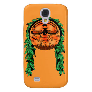 Native American Zuni Shield Samsung Galaxy S4 Cover