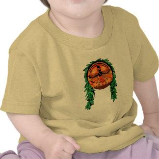 Native American Zuni Shield T-shirts