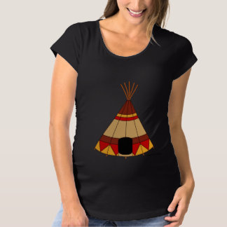 Native Americans 50 Maternity T-Shirt