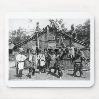 Native Americans at Pan-American Exposition, 1901 Mouse Pad