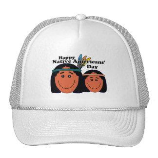 Native Americans' Day Trucker Hat
