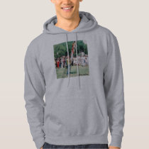 Native Americans gather on the National Mall Hoodie