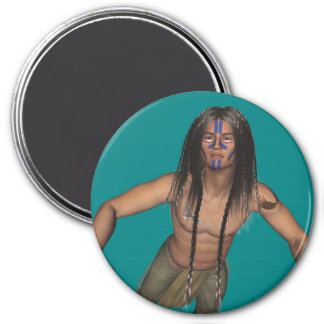 Native Americans Magnet