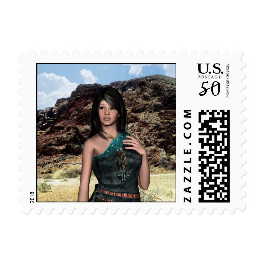 Native Americans Postage