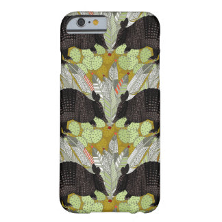 native armadillos gold barely there iPhone 6 case