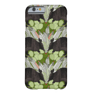 native armadillos green barely there iPhone 6 case