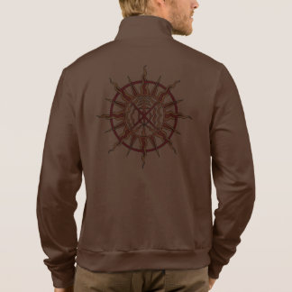 Native Art Jacket Men's Tribal Spirit Jackets Gift