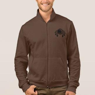 Native Art Jackets Men's Metis Wildlife Jacket