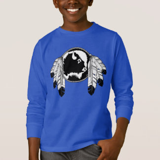 Native Art Kid's Sweatshirt First Nations Kid's Sh