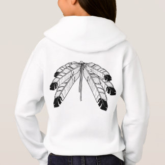 Native Art Kid's Sweatshirt First Nations Shirts