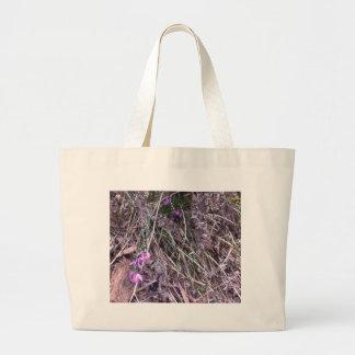Native Australian wild grasses in flower Bags